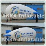 Надувные Zeppelin с гелием или воздух для отображения
