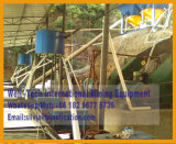 Doppelter Plattform-Geldstrafen-Goldsand-Bergbau, der Tisch rüttelt