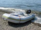 Aqualand 13feet 3.85m 반강체 팽창식 구조 배 또는 어업 고무 배 (aql 385)