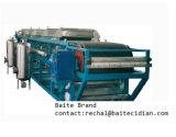 Correa del vacío del Ce/filtro de la mina/de la mezcla para espesar/que deseca los materiales