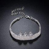 Оптовый профессиональный изготовленный на заказ браслет ювелирных изделий женщины празднества