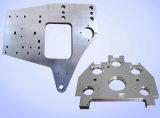 chapa metálica de aço inoxidável de precisão usinagem CNC