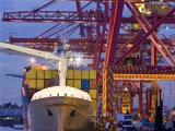 A logística de carga a partir de Shenzhen ctci de Baku, no Azerbaijão