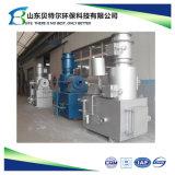 폐기물 관리를 위한 고형 폐기물 소각로