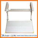 Ladder van de Stap van Auminium de Hand Vouwende voor de Auto's van de Campus