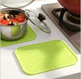 OEM Custom Bar Mat aislamiento Heat-Resistant Cocina Cocina Microondas olla de la moda de la almohadilla (BZ-R014)