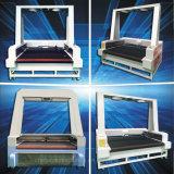 Cortadora impresa del CCD de la tela de materia textil (cortadora del laser)
