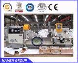 Máquina horizontal mecánica CW62103C/1500 del torno