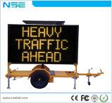 VM-Verkehrszeichen mit LED-Schaukasten