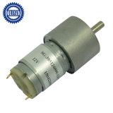 37mm Caja de engranajes reductores DC Micro motorreductor