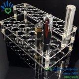 Magnético acrílico cigarrillo flotante caso Mostrar Rack