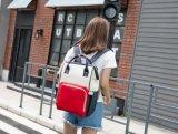Fashion Mesdames sac momie Bag Sac à dos de voyage avec bébé facile de voyager