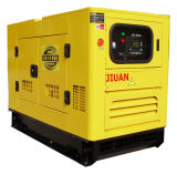 Guangzhou Factory Sale Price Electric Silent Power Diesel 80kw con Perkins Generator