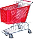 Het winkelen de Kar van het Karretje, de Kar van het Aluminium, de Kar van de Hand, de Kar van het Karretje