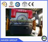 Máquina hidráulica Synchro do freio da imprensa do CNC da série de WE67K