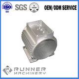 Usinagem CNC Forjados Sob Encomenda e parte da máquina de solda em alumínio fundido