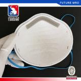 N95 demi de masque gris de respirateur de charbon actif de la face 3D