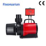 Bomba de Água Submersível aquário ajustável e visor de fluxo de CA 5000L/H