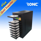 7 Bays Burner 1 pour 7PCS CD DVD Duplicator