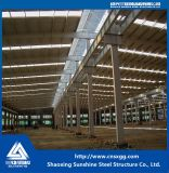 Pre-Engineered Large-Span Light Structural Steel Warehouse