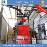 Machine de grenaillage de réservoir de stockage de pétrole d'assurance qualité