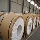 De bobinas laminadas en caliente de materiales de construcción de la bobina de techado de aluminio con recubrimiento de color