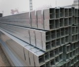 tubo de acero de la INMERSIÓN caliente de 60X30m m 80X40m m/tubo ovales galvanizados para el panel