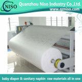 Nonwoven do tecido SSS para a folha superior com GV (BM-001)