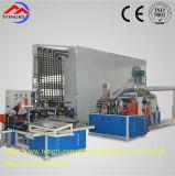 Máquina elevada do cone do papel da configuração da operação estável após a peça do revestimento