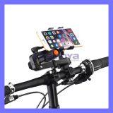 Flashlight Clampの1 Universal Mobile Phone Bike Holderに付き360度Rotating Multifunction 2