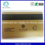 Cartão plástico do PVC da listra magnética do débito do E-Pagamento