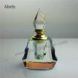 Bottiglia di profumo di cristallo personalizzata di prezzi di fabbrica per l'olio di fragranza