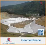 HDPE Geomembrane гидроизоляции свалки гильзы цилиндра