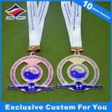 Medalla de la insignia del balompié del deporte de la manera del surtidor de China