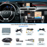 Nx 200! ! Automobile Navigation Interface Box per Lexus Upgraded Touch Navigation, USB, Audio e Video