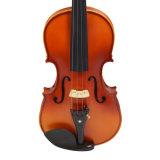 Les violons fabriqués à la main de Solidwood des prix bon marché ont ficelé des instruments