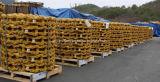 Les pièces de machinerie de construction lourde pelle terrassement Liens La Chaîne de chenille de châssis porteur de nivelage