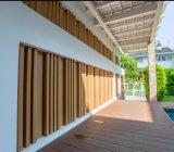建物の壁のための木製のプラスチック合成物WPCの装飾的な木ずり