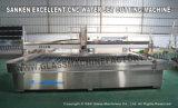 De Scherpe Machine van de Straal van het Water van het glas (skwj-4018A)
