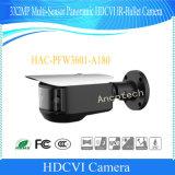 Macchina fotografica panoramica del IR-Richiamo di Hdcvi del Multi-Sensor di Dahua 3X2MP (HAC-PFW3601-A180)