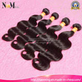 고명한 상표 최신 판매 제품 자연적인 색깔 Dyeable Virgin 머리 중국 바디 파