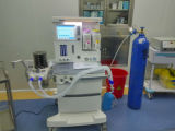 Neonate Adults Children를 위한 미국 S6100plus Top Class Anesthesia Machine