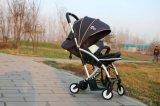 Legierungs-Rahmen-faltender Baby-Spaziergänger für Verkauf