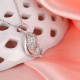 新しいデザイン925銀製のチェーン純銀製の宝石類の女の子のチョークバルブ