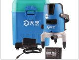 Профессия промышленных и домашних измерительный прибор вращающийся зеленый лазер уровня