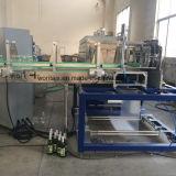 Machine de conditionnement à vitesse réduite automatique de surenveloppement