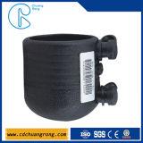 Encaixes da compressão do gás de Electrofusion do HDPE (tampão)
