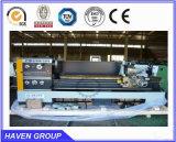 Máquina de giro horizontal da base da abertura CS6140X1000