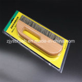 Gris ou brun Le papier peint de soie brosse à meilleur prix