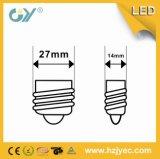 3000k 7W LED abajo aluminio Iluminación con CE RoHS